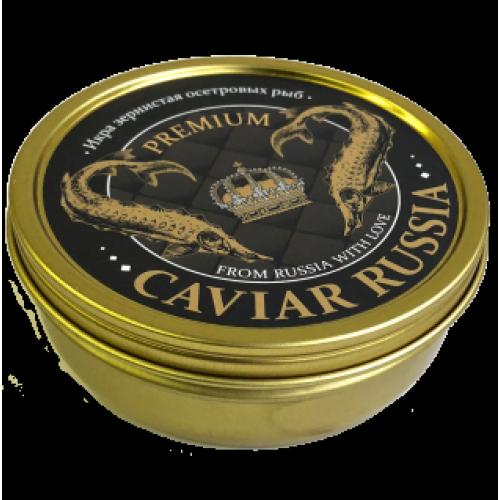 Икра осетровая Caviar Russia Traditional, 250 гр.